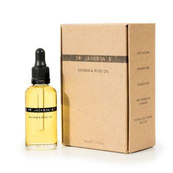 Baobab & Rose Oil 50ml -  Körperöl