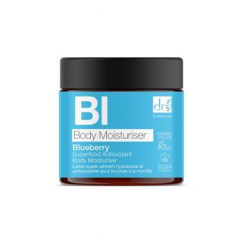 Blueberry Superfood Antioxidant Body Moisturiser 60ml - Feuchtigkeitscreme