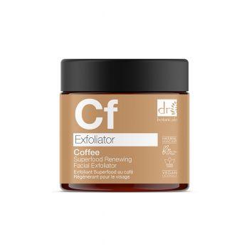 Coffee Superfood Renewing Facial Exfoliator 60ml - Erneuerndes Gesichtspeeling