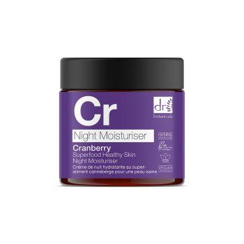 Cranberry Superfood Healthy Skin Night Moisturiser 60ml Nacht-Feuchtigkeitspflege