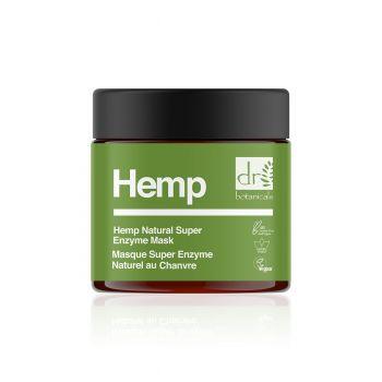 Hemp Infused Natural Nutrition Moisturiser 60ml - Feuchtigkeitscreme