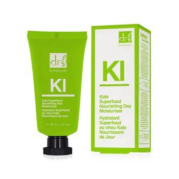 Kale Superfood Nourishing Day Moisturiser 30ml - Pflegende Tagesfeuchtigkeitspflege