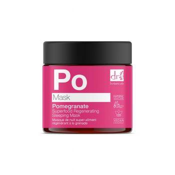 Pomegranate Superfood Regenerating Sleeping Mask 60ml - Regenerierende Schlafmaske