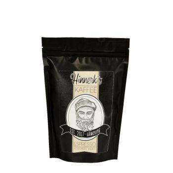 Hinnerk's Kaffee Espresso  gemahlen