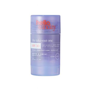 Hello Sunday The Take-Out One Invisible Sun Stick - 30ml Sonnencreme