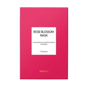 Rose Blossom Mask - Tuchmaske
