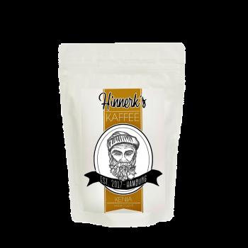 Hinnerk's Kaffee Kenia ganze Bohne