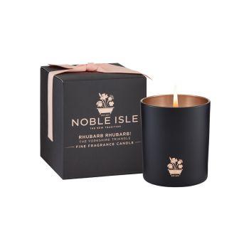 Rhubarb Rhubarb! Fine Fragrance Candle 200g – Duftkerze